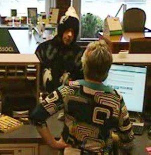 Beaver Dam Robbery Suspect