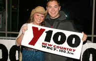 Y100 Presented Eric Church @ The Resch Center on 10/11/12 2
