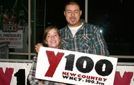 Y100 Presented Eric Church @ The Resch Center on 10/11/12 1