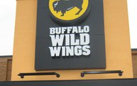 Q106 at Buffalo Wild Wings (10-13-12) 14