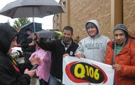 Q106 at Buffalo Wild Wings (10-13-12) 12