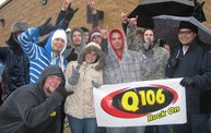 Q106 at Buffalo Wild Wings (10-13-12) 9