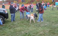 Q106 at C.A.H.S. Run & Walk For Animals (10-6-12) 8