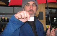 Q106 at Buffalo Wild Wings (10-13-12) 6