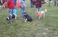 Q106 at C.A.H.S. Run & Walk For Animals (10-6-12) 7
