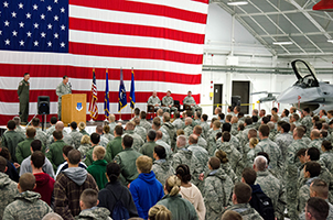 115th Fighter Wing, Wisconsin Air National Guard