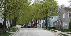 Greendale Historic District (courtesy of Wikipedia)