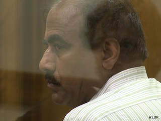 Beach Road Liquor owner Gurnek Basanti appears in Brown County court, Sept. 11, 2012. (courtesy of FOX 11).