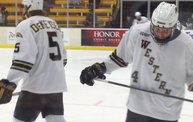 Western Michigan Broncos Hockey vs Canisius Golden Griffins Friday night 11