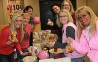 Charli's Breast Cancer Bake Sale in Appleton :: 10/19/12: Cover Image