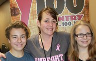 Charli's Breast Cancer Bake Sale in Appleton :: 10/19/12 18