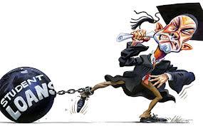 student debt up
