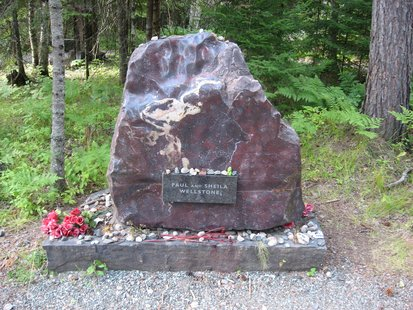 Wellstone Memorial