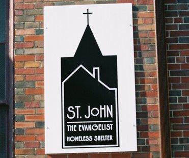 St. John's Evangelist Homeless Shelter