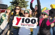 Y100 Tailgate Party at Brett Favre's Steakhouse :: Packers vs. Jaguars: Cover Image