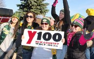 Y100 Tailgate Party at Brett Favre's Steakhouse :: Packers vs. Jaguars 20