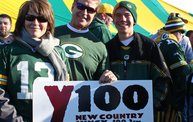 Y100 Tailgate Party at Brett Favre's Steakhouse :: Packers vs. Jaguars 17