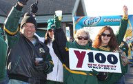 Y100 Tailgate Party at Brett Favre's Steakhouse :: Packers vs. Jaguars 16