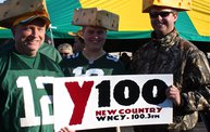 Y100 Tailgate Party at Brett Favre's Steakhouse :: Packers vs. Jaguars 14