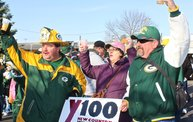 Y100 Tailgate Party at Brett Favre's Steakhouse :: Packers vs. Jaguars 11