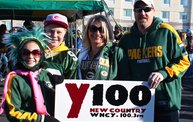 Y100 Tailgate Party at Brett Favre's Steakhouse :: Packers vs. Jaguars 10