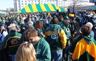 Y100 Tailgate Party at Brett Favre's Steakhouse :: Packers vs. Jaguars 7