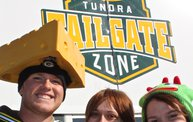 WIXX @ Packers vs. Jaguars :: Tundra Tailgate Zone 7