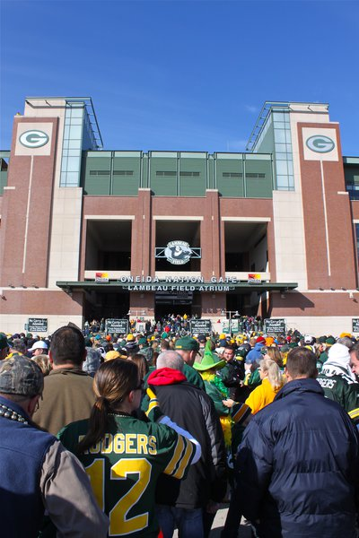 Packers vs. Jaguars :: 10/28/12