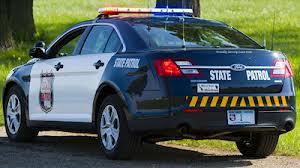 Wisconsin State Patrol cruiser