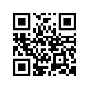 The QR code to download the new Sunset Time Android app from the Wisconsin DNR