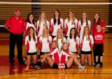 2012 Coldwater Varsity Volleyball
