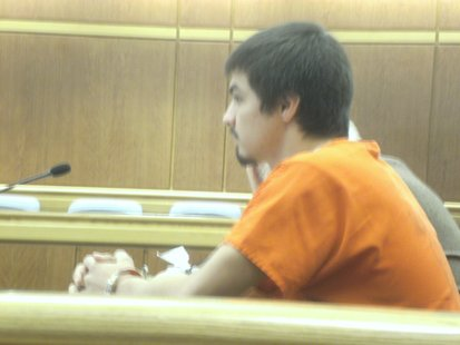 Marcos Garza in Marathon County Court