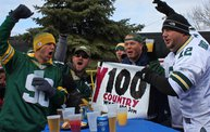 Y100 Tailgate Party at Brett Favre's Steakhouse :: Packers vs. Cardinals 7