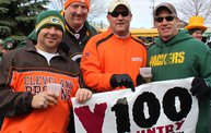 Y100 Tailgate Party at Brett Favre's Steakhouse :: Packers vs. Cardinals 6