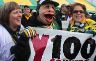 Y100 Tailgate Party at Brett Favre's Steakhouse :: Packers vs. Cardinals 5