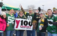 Y100 Tailgate Party at Brett Favre's Steakhouse :: Packers vs. Cardinals 4