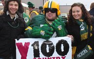 Y100 Tailgate Party at Brett Favre's Steakhouse :: Packers vs. Cardinals 3