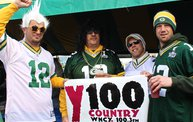 Y100 Tailgate Party at Brett Favre's Steakhouse :: Packers vs. Cardinals 2