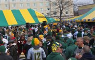 Y100 Tailgate Party at Brett Favre's Steakhouse :: Packers vs. Cardinals 1