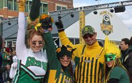 Y100 Tailgate Party at Brett Favre's Steakhouse :: Packers vs. Cardinals 20