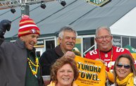 WTAQ Photo Coverage :: Packers Game Day 21