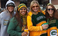 Y100 Tailgate Party at Brett Favre's Steakhouse :: Packers vs. Cardinals 14