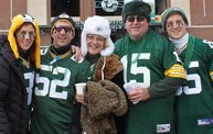 Y100 Tailgate Party at Brett Favre's Steakhouse :: Packers vs. Cardinals 12