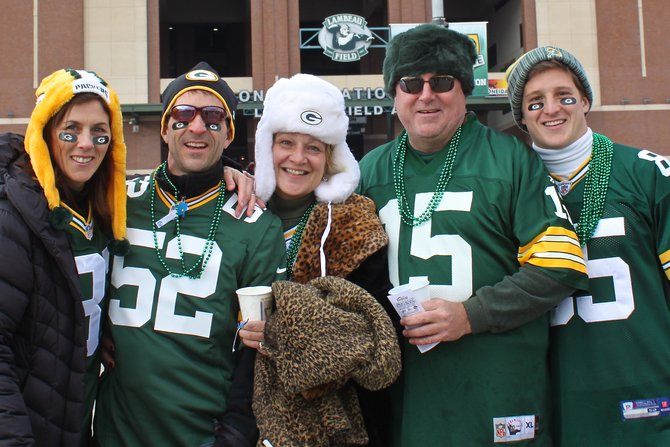 Packers vs. Cardinals :: 11/4/12
