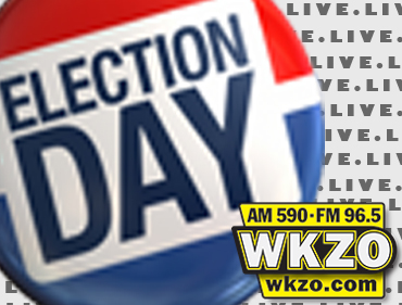WKZO election day coverage