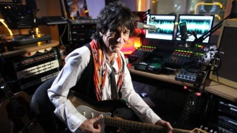 Image courtesy of RonnieWood.com (via ABC News Radio)