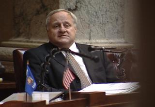 Wisconsin State Senator Dave Hansen (D-Green Bay)