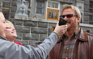 Y100 Take Your Radio to Work With Phil Vassar @ Green Bay Correctional Institution 3