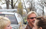 Y100 Take Your Radio to Work With Phil Vassar @ Green Bay Correctional Institution 10