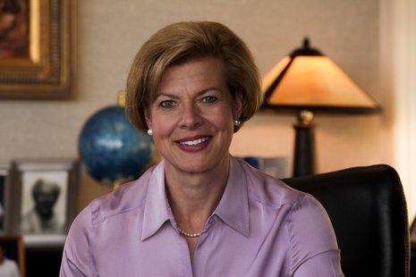 U.S. Senator Elect Tammy Baldwin